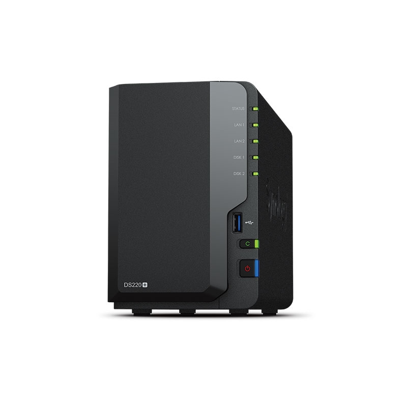 SYNOLOGY DS220+ NAS 2Bay Disk Station