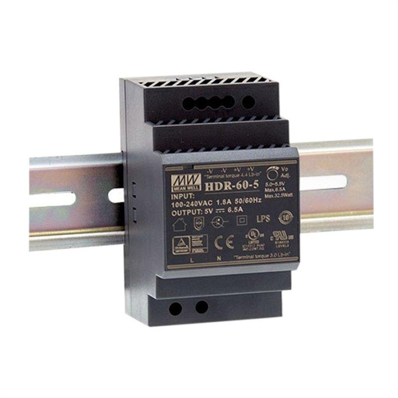 D-Link DIS-H60-24 Adaptador 60W 24VDC DIN PSU