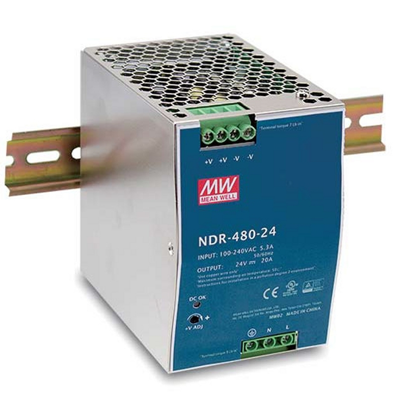 D-Link DIS-N480-48 Adaptador 480W 48VDC DIN PSU