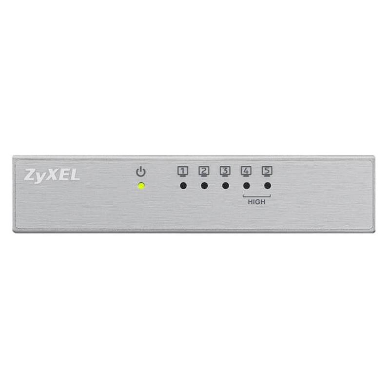 ZyXEL ES-105AV3 Switch 5x10/100Mbps Metal