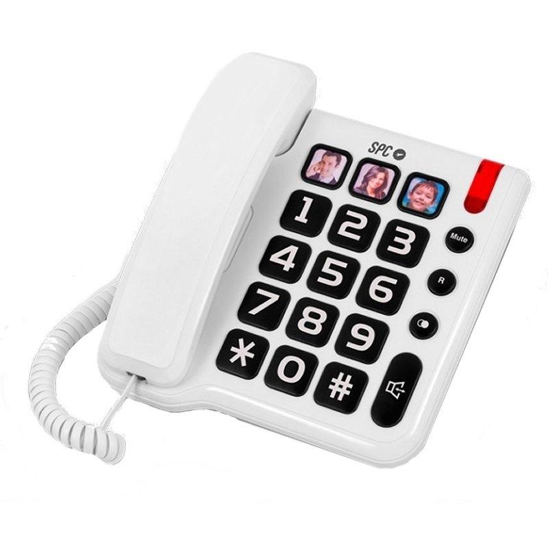SPC 3294B Telefono COMFORT NUMBERS Teclas Grandes