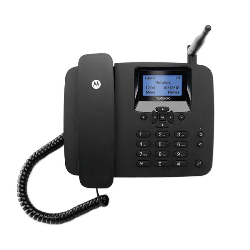 MOTOROLA FW200L Telefono GSM ML ID LCD Negro