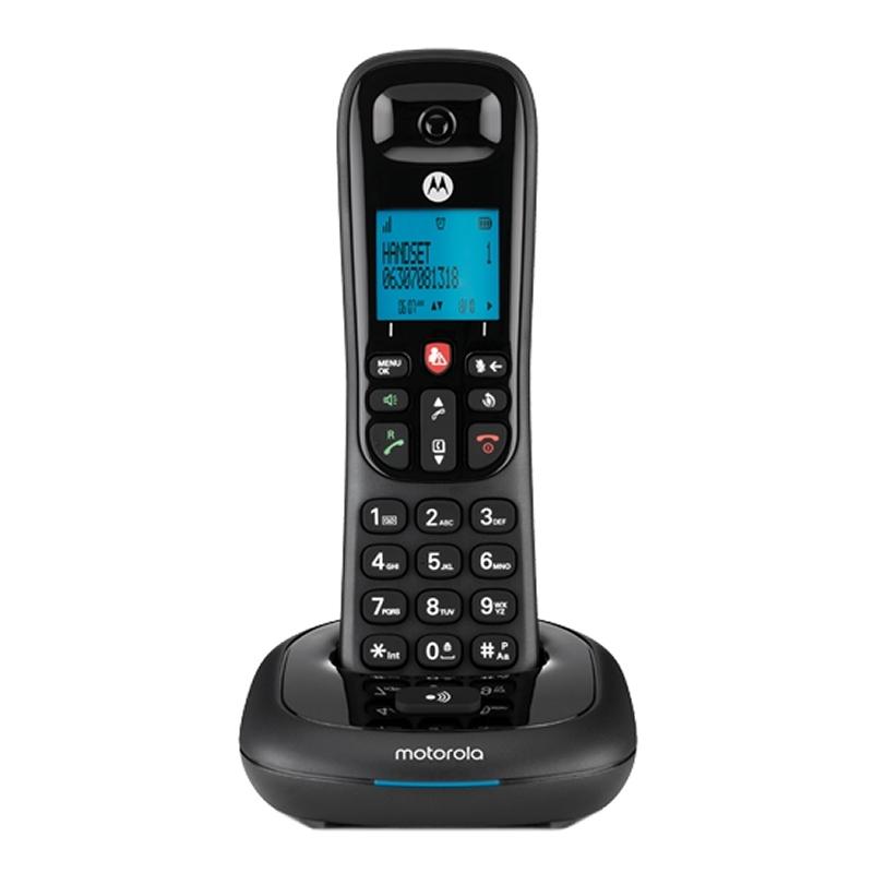 MOTOROLA CD4001 Telefono DECT Call Blocking
