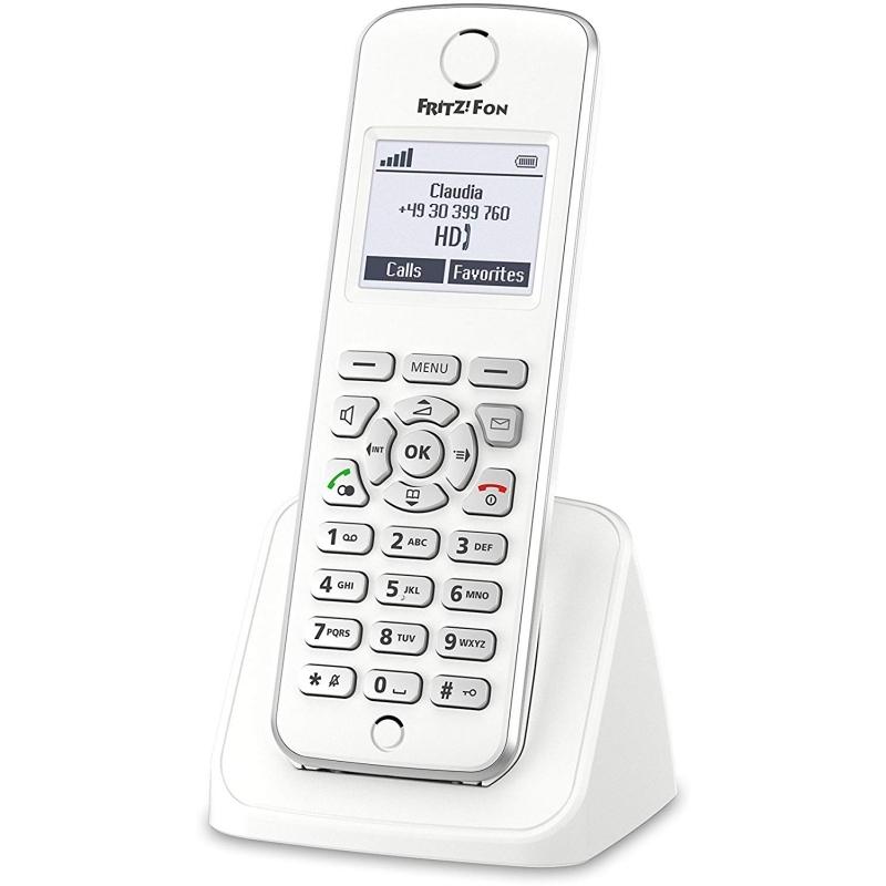 FRITZ! Fon M2 Telefono DECT Blanco