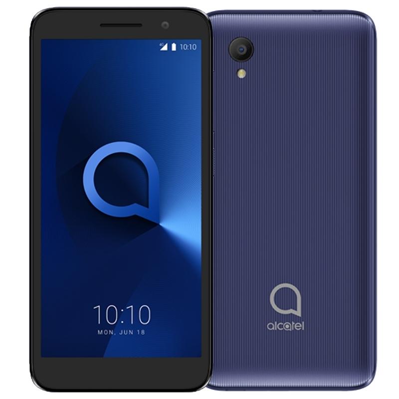 """Alcatel 1 2019 5033D 5"""" Q1.2GHz 8GB 1GB Azul"""