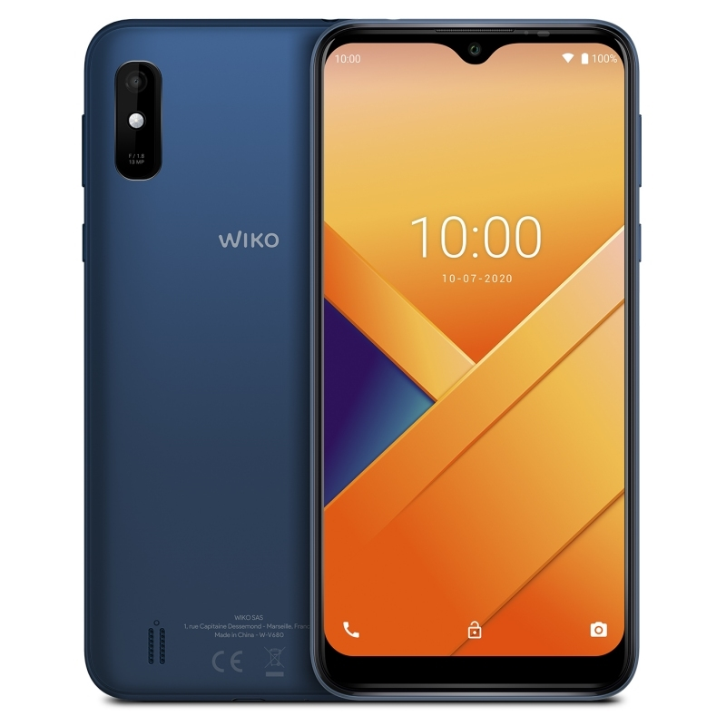 "Wiko Y81 6.20"" QC1.8GHz 32GB 2GB Azul"