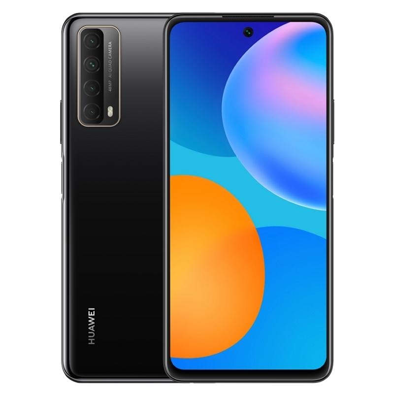 """HUAWEI P smart 2021  6.67"""" FHD+ 128GB 4GB Black"""