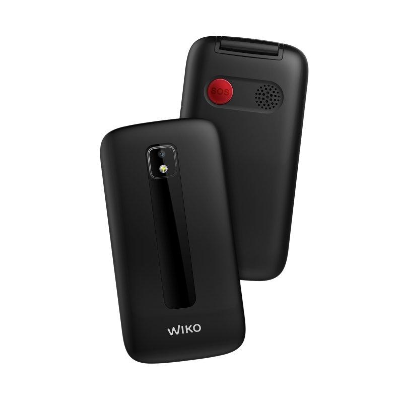 "Wiko F300 Telefono Movil 2.8"" BT Negro"