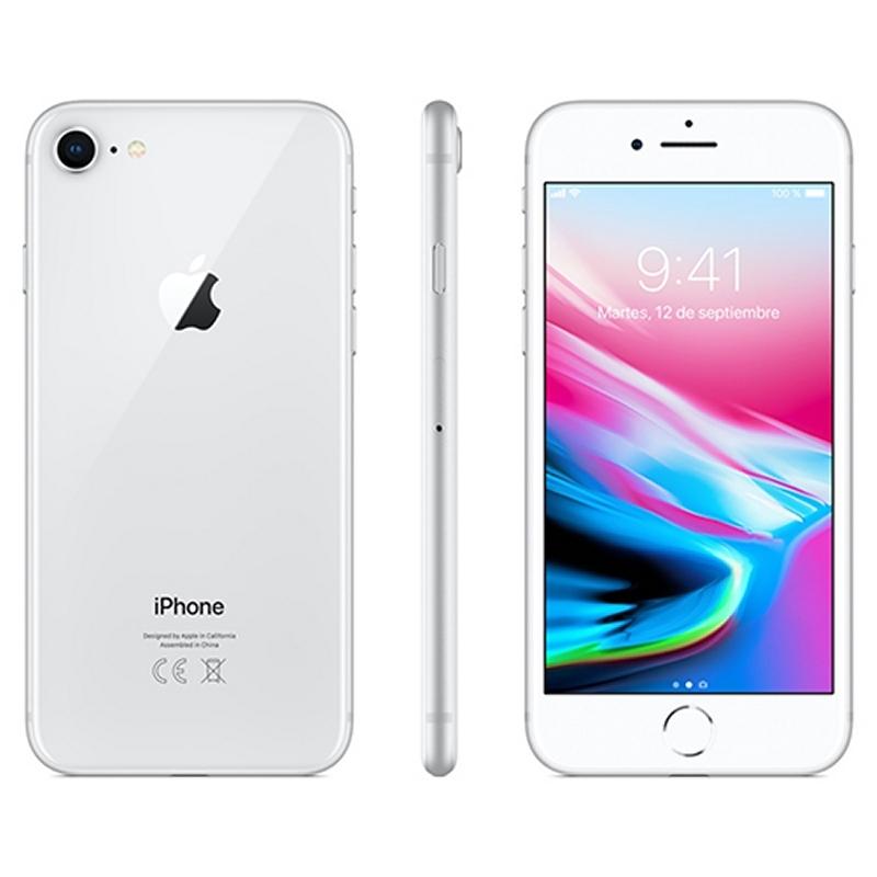 CKP iPhone 8 Semi Nuevo 64GB Plata