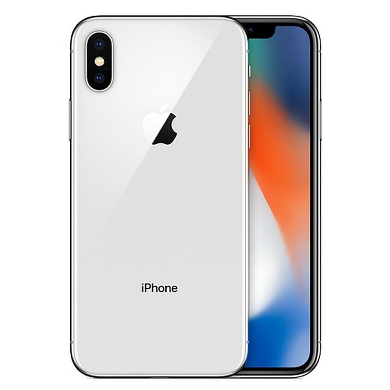 CKP iPhone X Semi Nuevo 64GB Plata