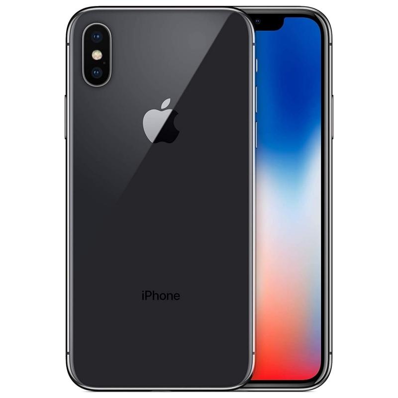 CKP iPhone X Semi Nuevo 64GB Gris Espacial
