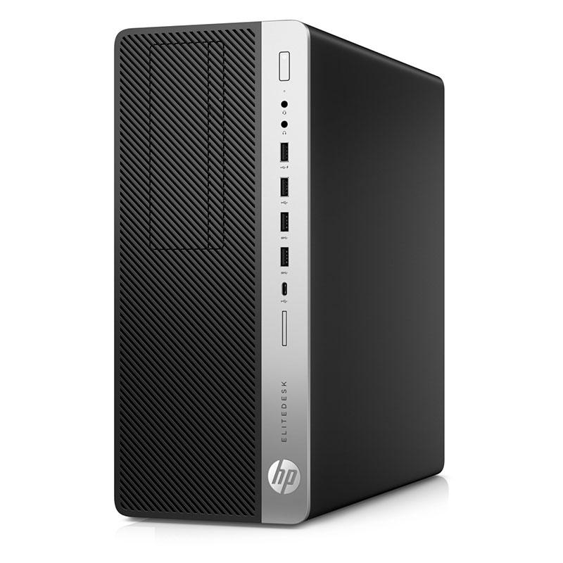 HP Elitedesk 800 G5 i7-9700 16GB 512SSD  W10Pro
