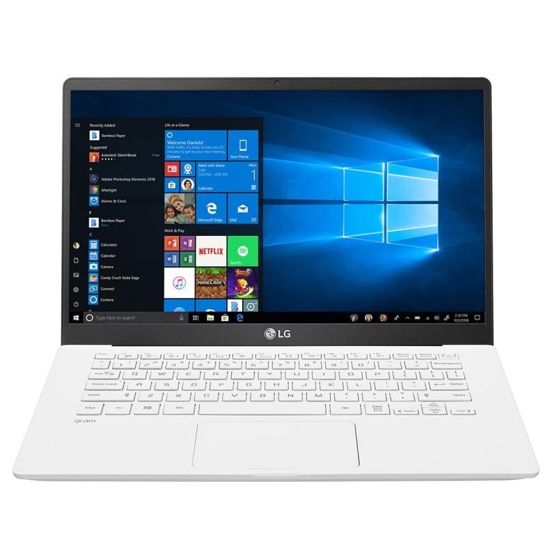 """LG 14Z90N i5-1035G7 8GB 256SSD W10 14"""" IPS blanco"""