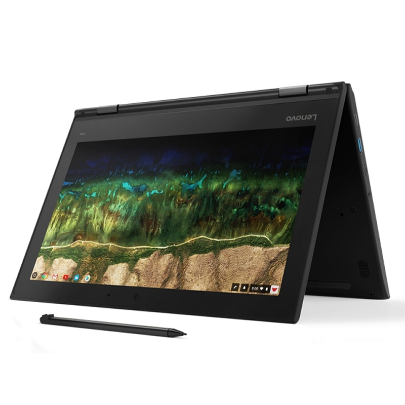 "Lenovo Chromebook 500E Cel. N4120 4GB 32GB 11.6"""