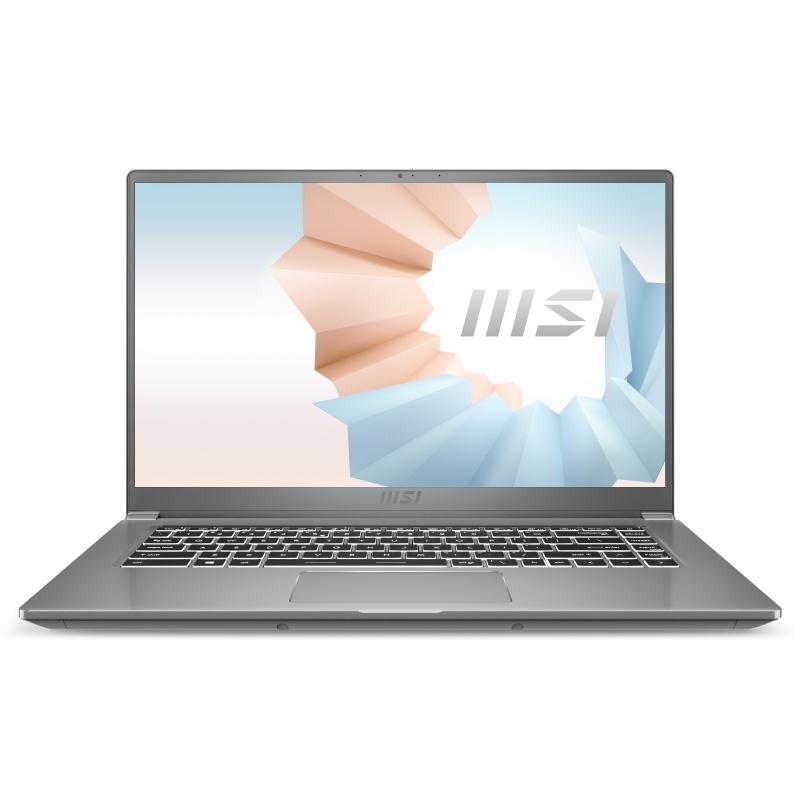 MSI Modern 15-066XES i7-1165G7 16 1TB MX450 DOS 15