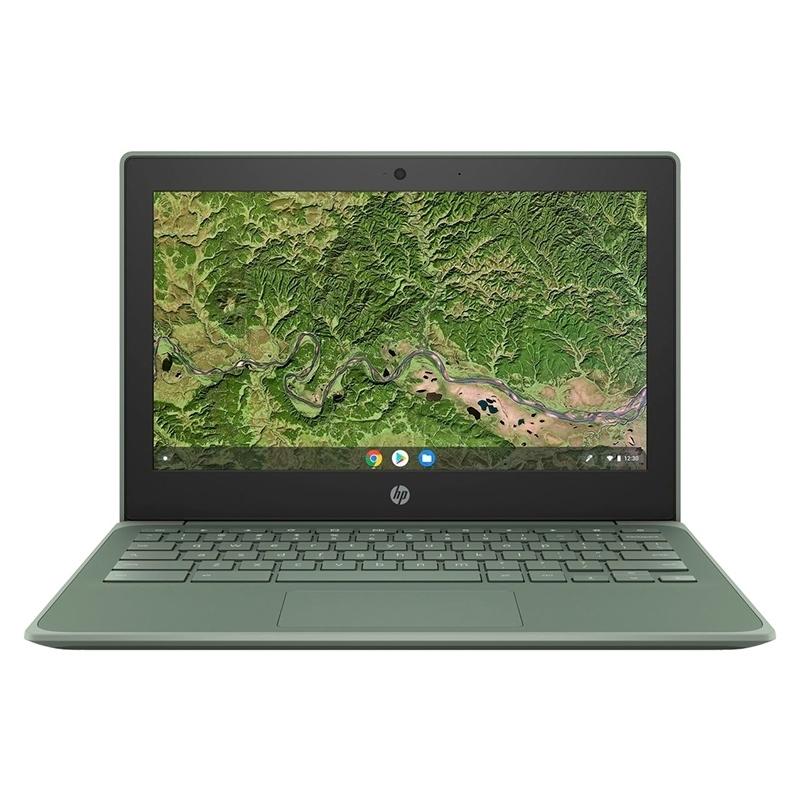 """HP Chromebook 11 G8 N4120 4GB 32eMMC 11.6""""  verde"""