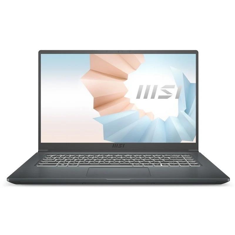 "MSI Modern 15-045XES i7-1165G7 16GB 512SSD DOS 15"""