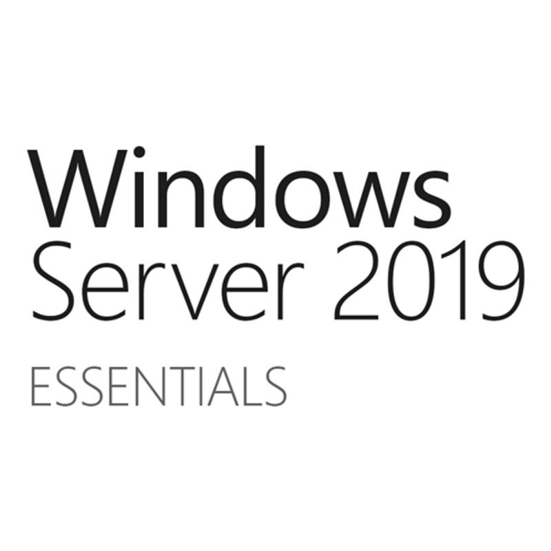 Microsoft Windows Server 2019 Essentials OEM