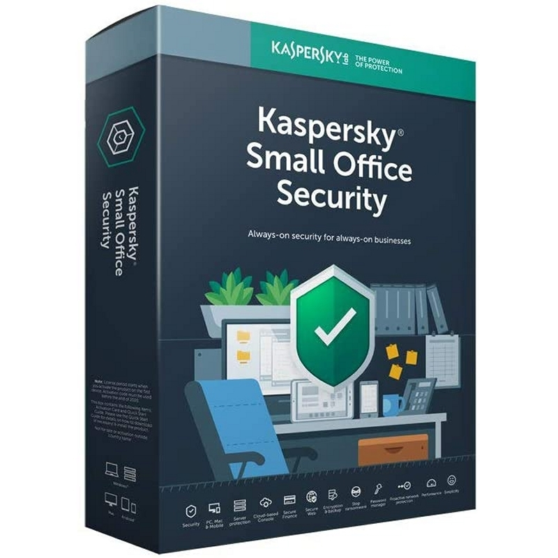 Kaspersky Small Office Security v7 10+1 ES