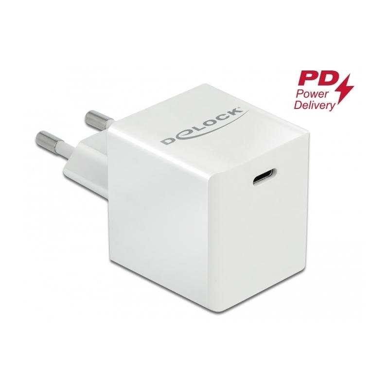 Delock Cargador USB compacto Type-C PD 3.0 40W
