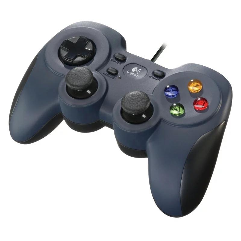 Logitech Mando PC F310 Gaming Azul