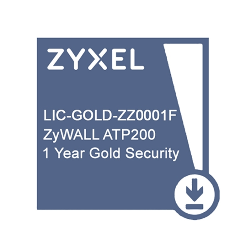 ZyXEL Licencia GOLD ATP200 Security Pack 1 Año