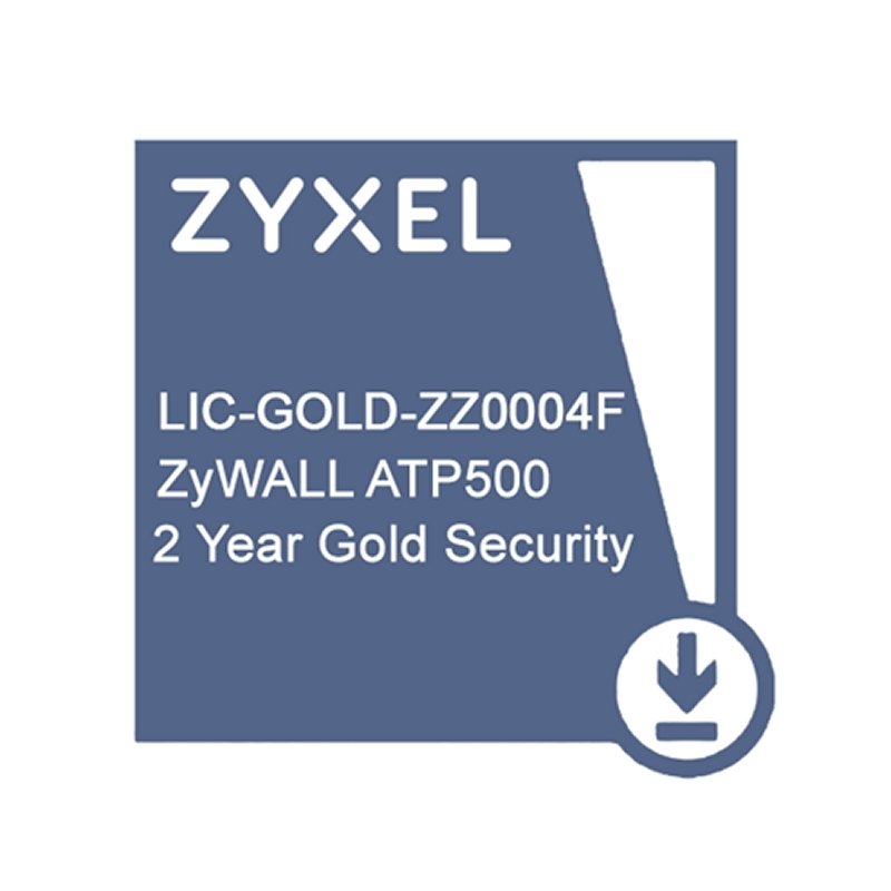 ZyXEL Licencia GOLD ATP500 Security Pack 2 Años