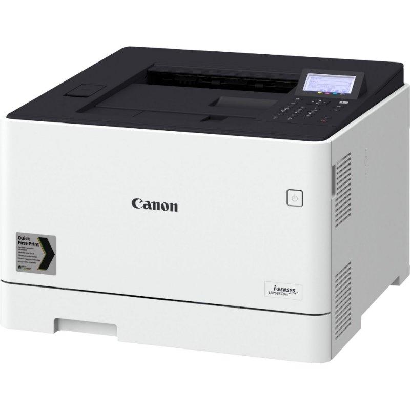 Canon Impresora Color Laser i-SENSYS LBP663C