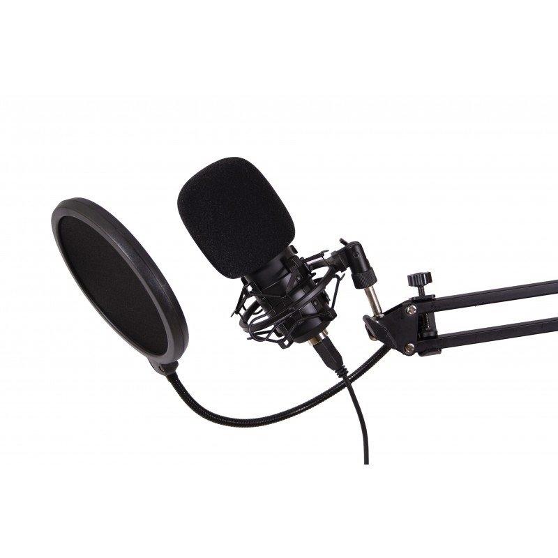 Coolbox COOLCASTER Microfono Condesador Podcasting