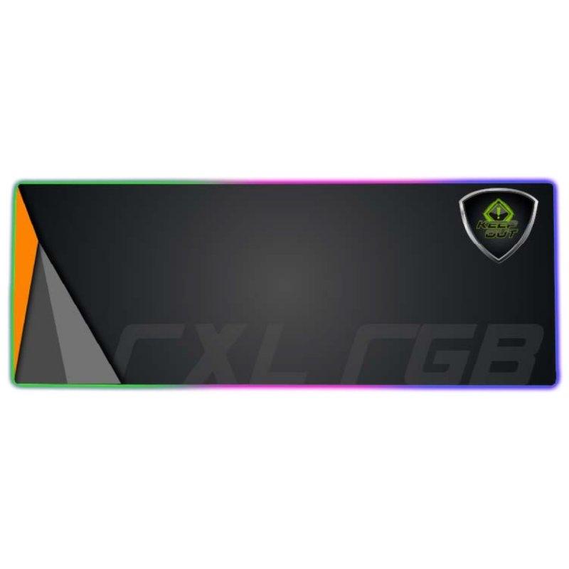 KEEPOUT GAMING XL Mousepad RXL-RGB