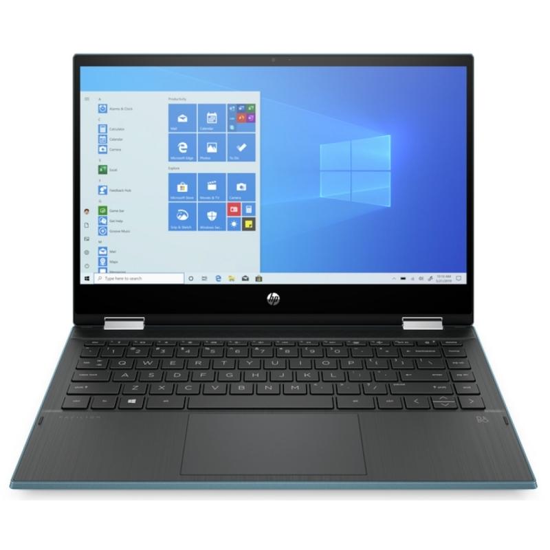 "HP Pavilion x360 i3-1115G4 8GB 256GB W10 14""tactil"