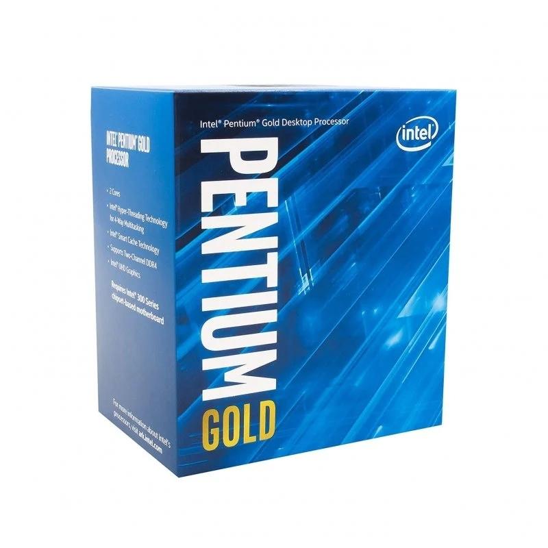 Intel Pentium Gold G6400 4Ghz 4MB LGA 1200 BOX