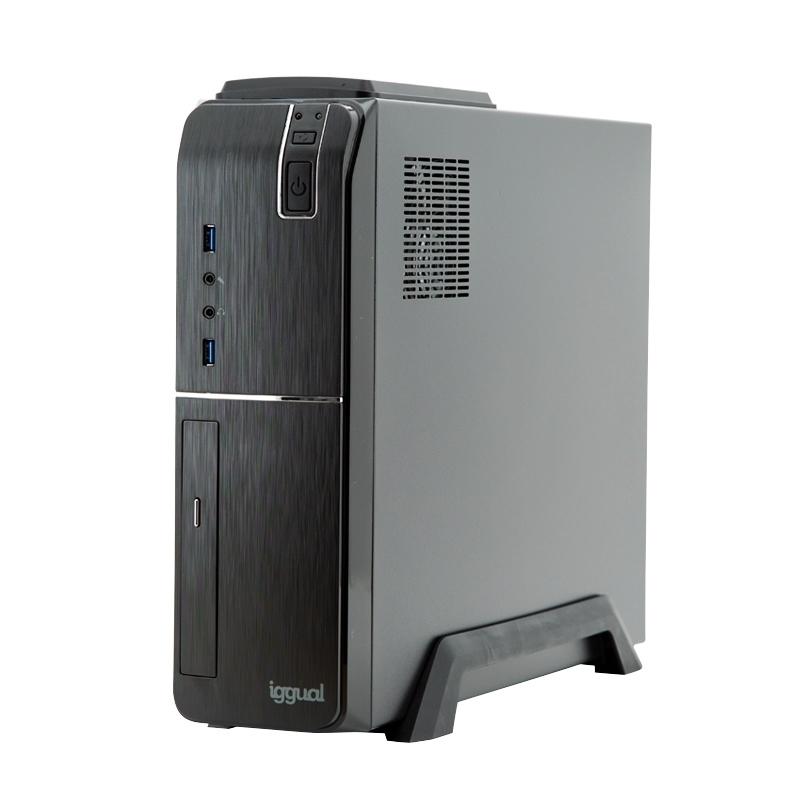 iggual PC SFF PSIPCH602 i3-10100 8GB 240SSD W10Pro