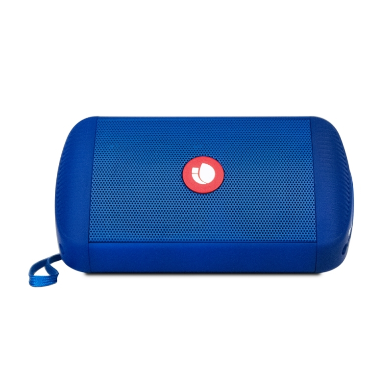 NGS Roller Ride Altavoz Water  Bluetooth 10W Blue