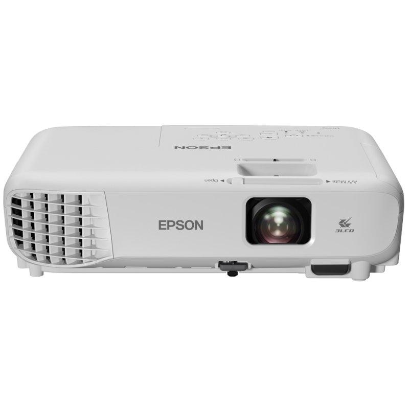 Epson EB-W06 Proyector WXGA 3700lm VGA  HDMI