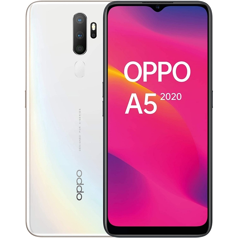 "OPPO A5 2020 6.5"" 64GB 3GB NFC Blanco"
