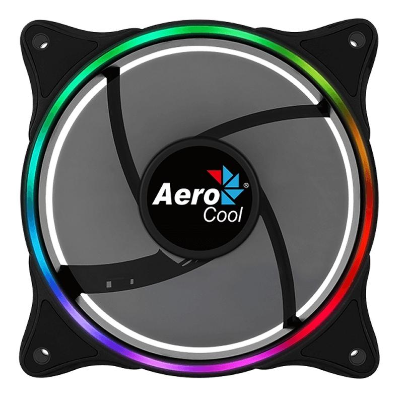 Aerocool Eclipse ARGB Ventilador 120mm