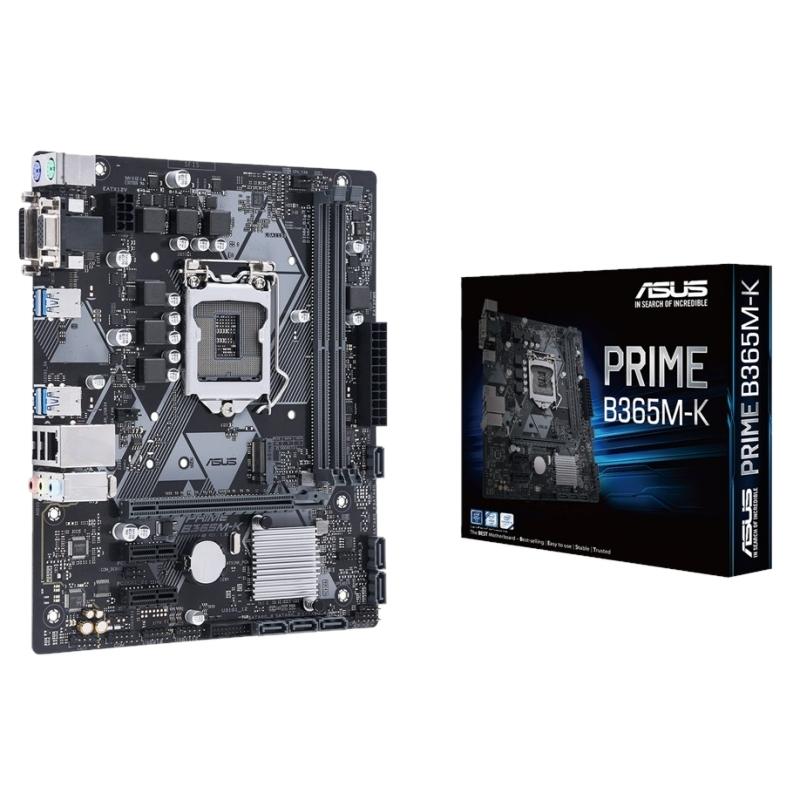 ASUS Placa Base PRIME B365M-K mATX LGA1151