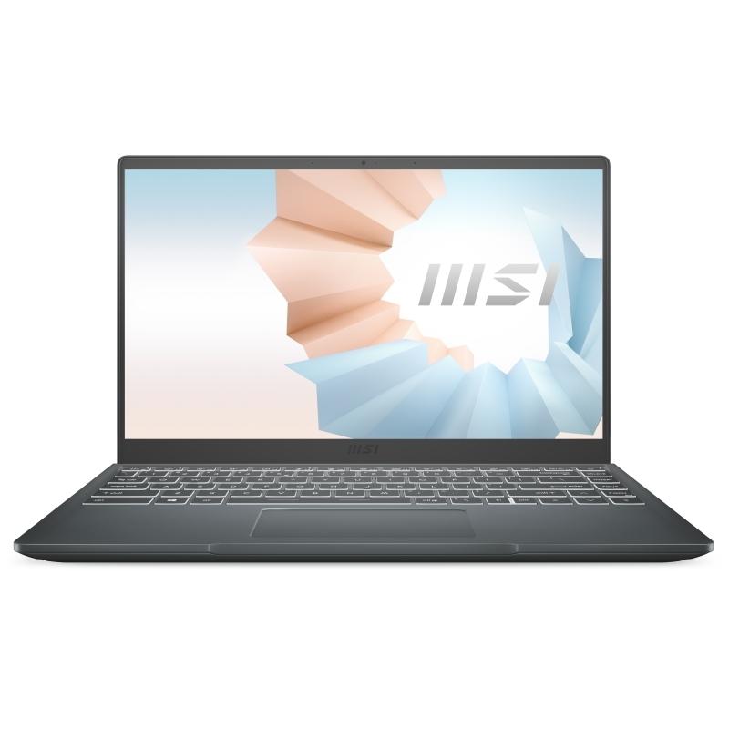 """MSI Modern 14-474XES i5-10210U 8GB 512 DOS 14"""""""