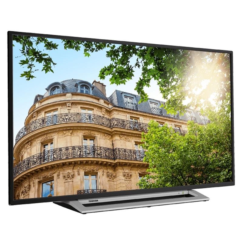 """Toshiba 43UL3B63DG TV43"""" 4K STV 2xUSB 4xHDMI Peana"""