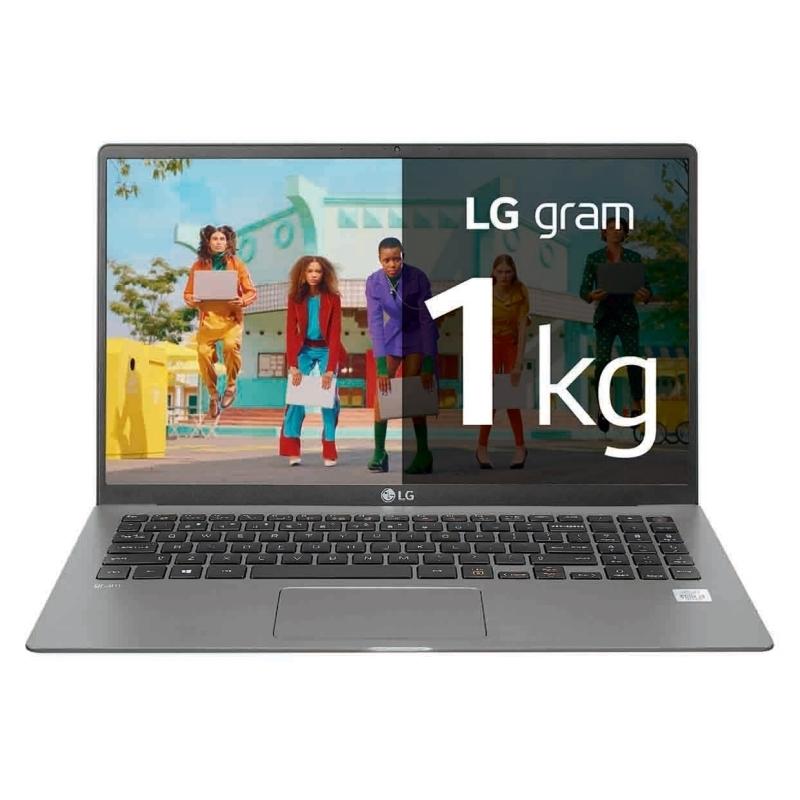 """LG 15Z95N i7-1165G7 16GB 512SSD W10 15"""" IPS plata"""