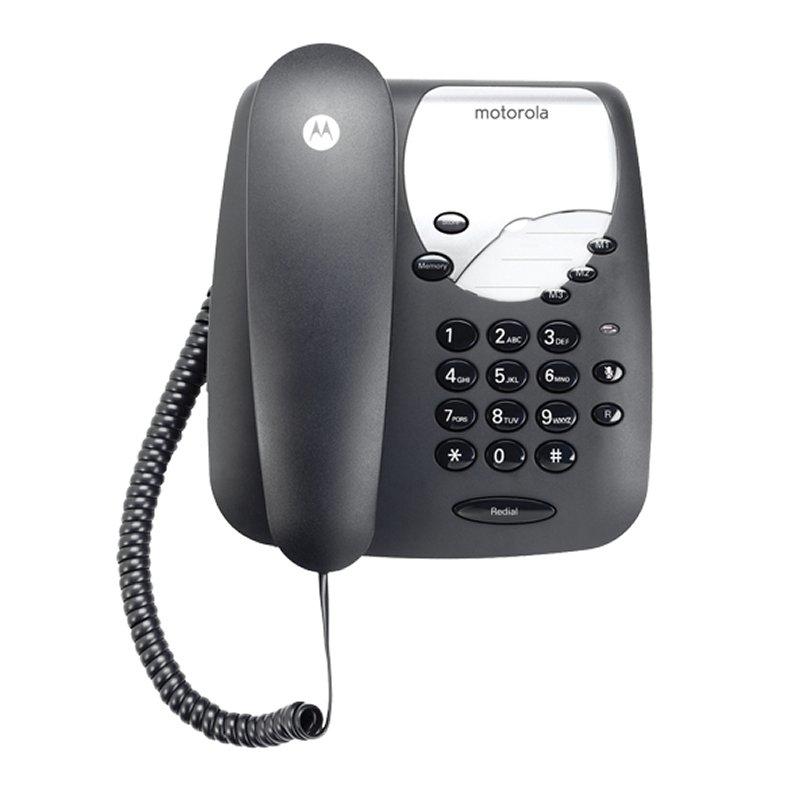 MOTOROLA CT1 Telefono 3M Negro