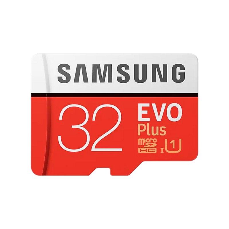Samsung MicroSDHC EVO Plus 32GB Clase 10 c/a