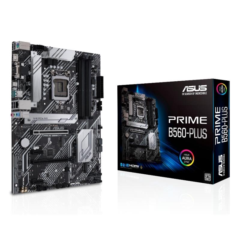ASUS Placa Base PRIME B560-PLUS ATX LGA1200