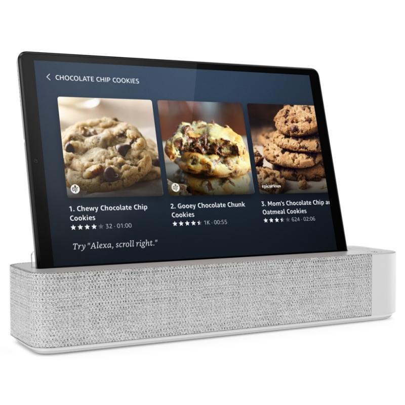 """Lenovo Tab M10 10.1"""" HD 4GB 64GB Wifi Alexa"""