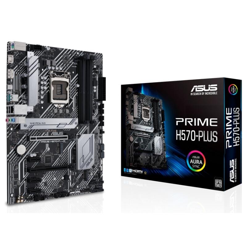 Asus Placa Base PRIME H570-PLUS ATX LGA1200