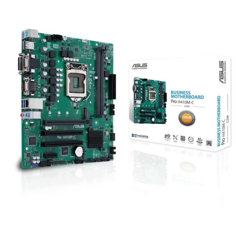 ASUS Placa Base B460M-C/CSM PRO  mATX LGA1200