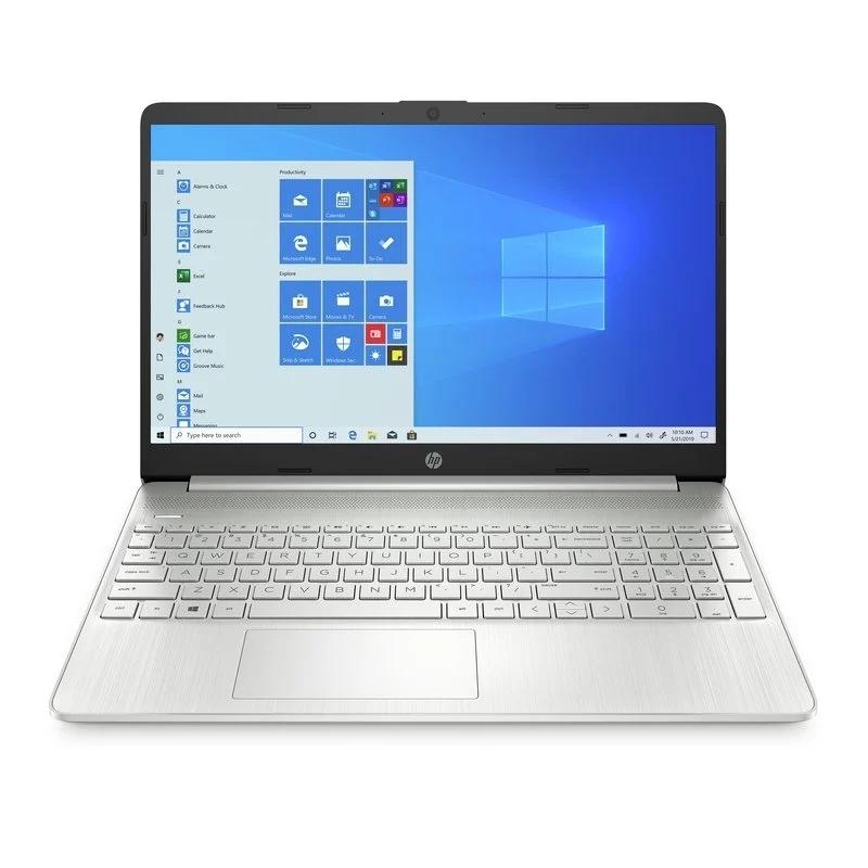"""HP 15S-FQ2029NS i5-1135G7 8GB 512GB W10 15"""" Plata"""