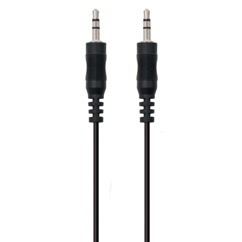 Ewent Cable Audio Estereo Jack 3,5mm -1,5mt