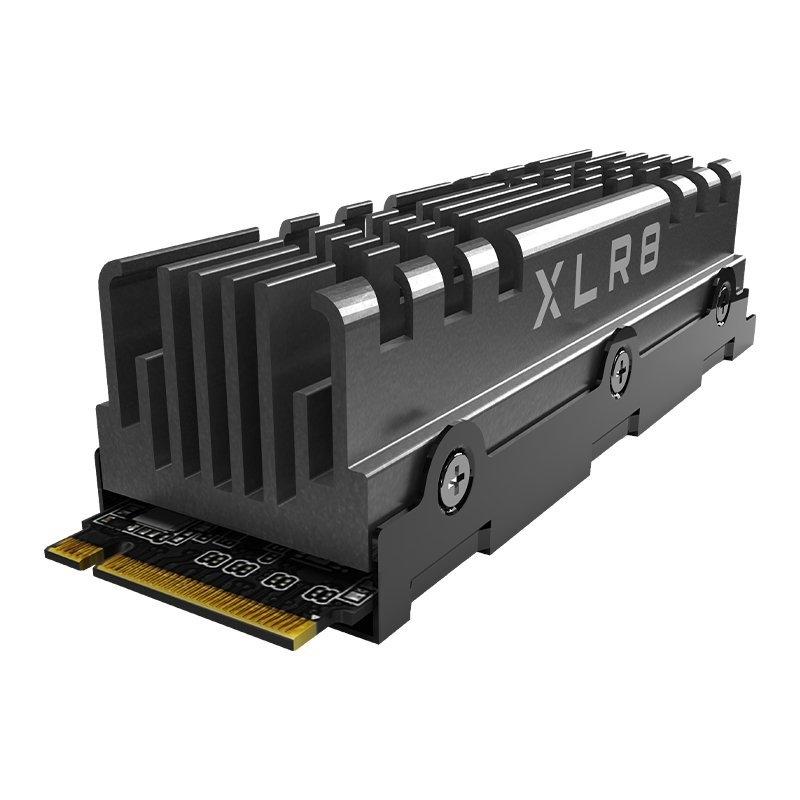 PNY XLR8 CS3140 SSD 1TB M.2 NVMe PCIe Gen4 Heatsin